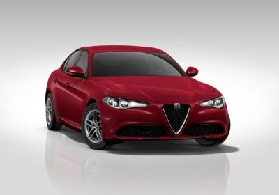 ALFA ROMEO Giulia 2.2 Turbodiesel 150 CV AT8 Rosso Alfa Km 0