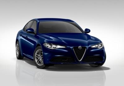 ALFA ROMEO Giulia 2.2 Turbodiesel 150 CV AT8 Business Blu Montecarlo Km 0
