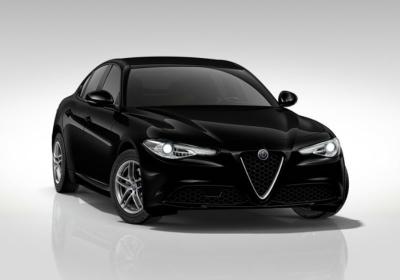 ALFA ROMEO Giulia 2.2 Turbodiesel 150 CV AT8 Business Nero Alfa Km 0