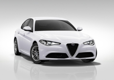 ALFA ROMEO Giulia 2.2 Turbodiesel 150 CV AT8 Business Bianco Alfa Km 0