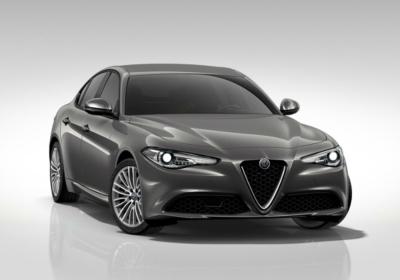 ALFA ROMEO Giulia 2.2 Turbodiesel 150 CV AT8 Super Grigio Vesuvio Km 0