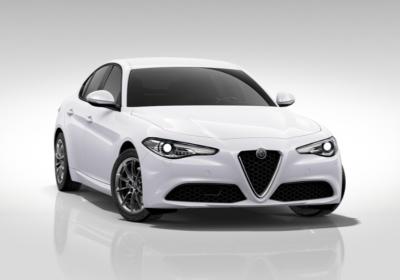 ALFA ROMEO Giulia 2.2 Turbodiesel 150 CV Super Bianco Alfa Km 0