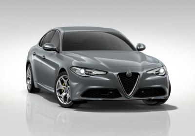 ALFA ROMEO Giulia 2.2 Turbodiesel 190 CV AT8 Executive MY19 Grigio Stromboli Km 0