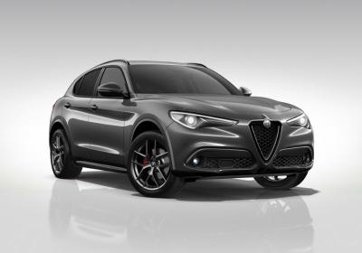 ALFA ROMEO Stelvio 2.2 Turbodiesel 190 CV AT8 Q4 B-Tech Grigio Vesuvio Km 0