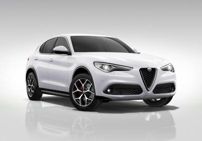 ALFA ROMEO Stelvio 2.2 Turbodiesel 190 CV AT8 Q4 Executive Bianco Alfa Km 0