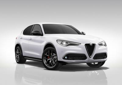 ALFA ROMEO Stelvio 2.2 Turbodiesel 210 CV AT8 Q4 B-Tech Bianco Alfa Km 0