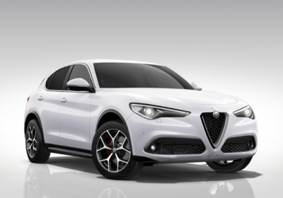 ALFA ROMEO Stelvio 2.2 Turbodiesel 210 CV AT8 Q4 Executive Bianco Alfa Km 0