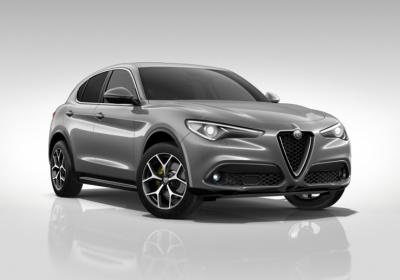 ALFA ROMEO Stelvio 2.2 Turbodiesel 210 CV AT8 Q4 Executive Grigio Stromboli Km 0