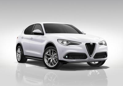 ALFA ROMEO Stelvio 2.2 Turbodiesel 210 CV AT8 Q4 Super Bianco Alfa Km 0