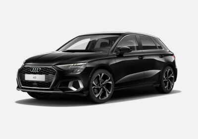 AUDI A3 SPB 30 TDI Business Advanced Nero Mythos Km 0