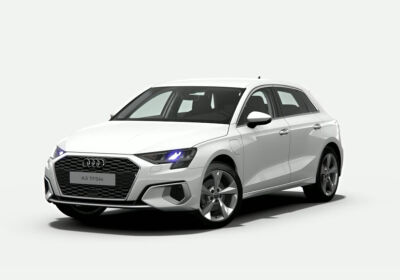 AUDI A3 Sportback 40 TFSI e S tronic Business Advanced Bianco Ibis Km 0