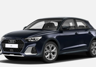 AUDI A1 citycarver 30 TFSI S tronic Blu Firmamento Km 0