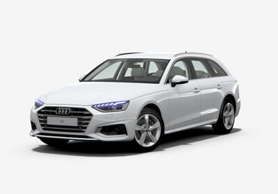 AUDI A4 Avant 35 TDI/163 CV S tronic Business Advanced Bianco Ghiaccio Km 0
