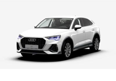 AUDI Q3 Sportback 2.0 tdi Business Plus s-tronic Bianco Ibis Km 0