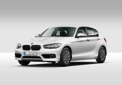 BMW Serie 1 116i 5p. Alpine White Km 0