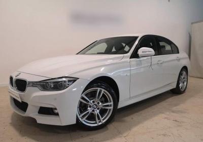 BMW Serie 3 318d Msport Automatica Alpine White Km 0