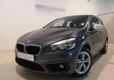 BMW Serie 2 218d 5p. Active Tourer Advantage Mineral Grau Km 0
