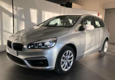 BMW Serie 2 218d 5p. Active Tourer Advantage Glaciersilber Km 0