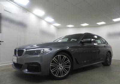 BMW Serie 5 518d Touring Msport Bluestone Km 0