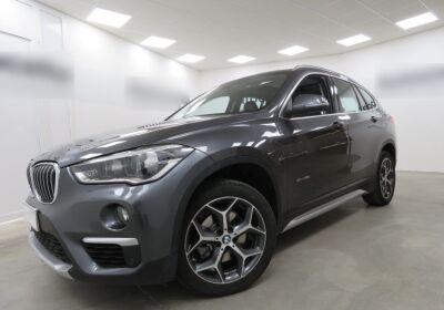 BMW X1 sdrive 18d xLine auto Mineral Grey Usato Garantito
