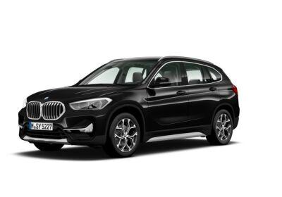 BMW X1 sDrive18d xLine Plus Saphirschwarz Da immatricolare