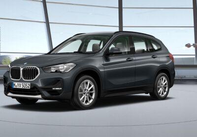 BMW X1 sdrive18i auto Mineral Grey Km 0
