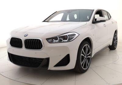 BMW X2 sDrive18d Msport Auto Alpine White Km 0