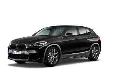 BMW X2 sDrive18i Msport-X aut. Saphirschwarz Da immatricolare