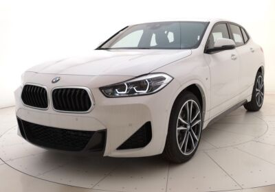 BMW X2 sDrive18i Msport Alpine White Km 0
