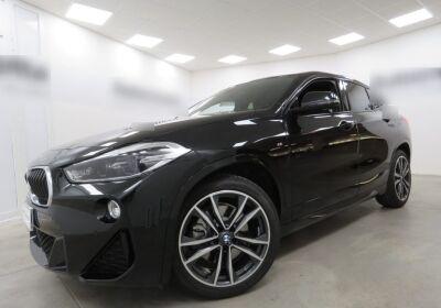BMW X2 sDrive20i Msport Saphirschwarz Usato Garantito