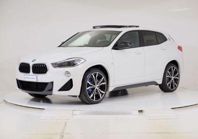 BMW X2 xdrive25d Msport auto Alpinweiss III  Km 0