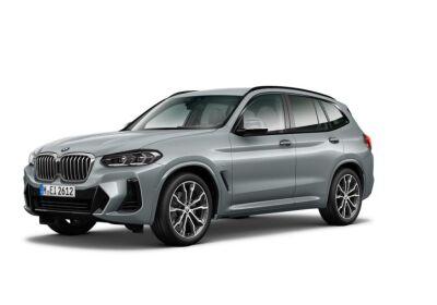 BMW X3 xDrive20d 48V Msport Auto Brooklyn Grey Da immatricolare