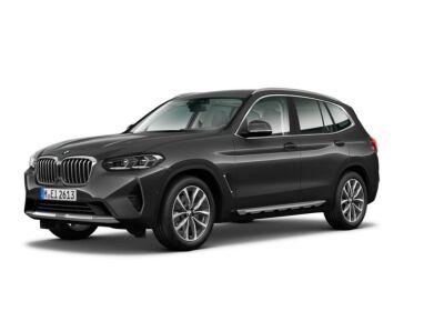 BMW X3 xDrive20d 48V Sophisto Grey Da immatricolare