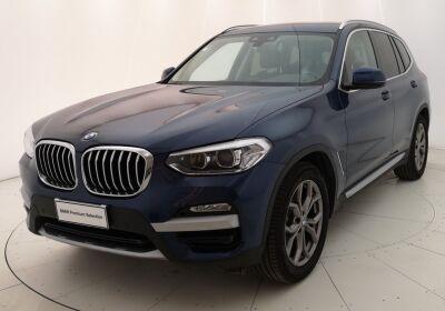 BMW X3 xDrive20d xLine aut. Phytonic Blue Usato Garantito