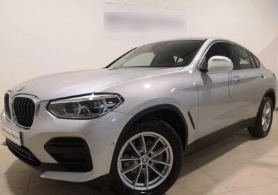BMW X4 xDrive20d Business Advantage Glaciersilber Km 0
