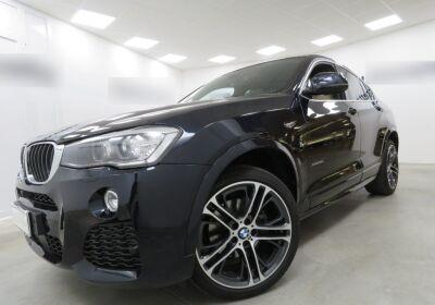 BMW X4 xDrive20d Msport Aut. Carbonschwarz Usato Garantito