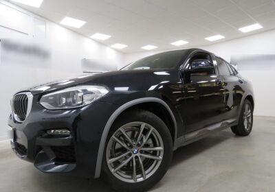 BMW X4 xDrive20d Msport-X Carbonschwarz Usato Garantito