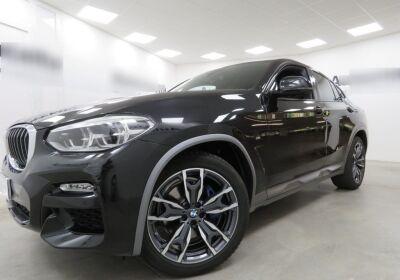 BMW X4 xDrive20d Msport-X Saphirschwarz Usato Garantito