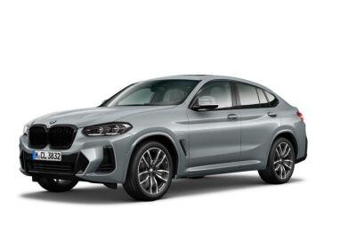 BMW X4 xDrive30d 48V Msport Brooklyn Grey Da immatricolare