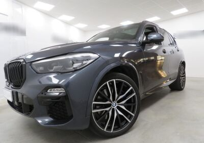 BMW X5 xDrive30d Msport Artic Grey Brilliant Usato Garantito