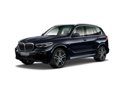 BMW X5 xDrive30d Msport Carbon Black Da immatricolare