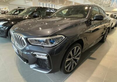 BMW X6 xDrive 30d Msport Auto Artic Grey Brilliant Usato Garantito