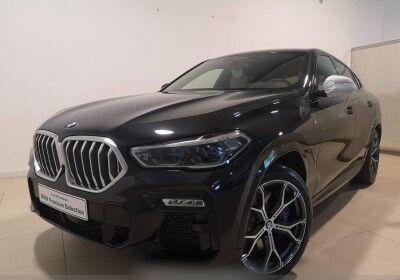 BMW X6 xDrive 30d Msport Auto Saphirschwarz Km 0