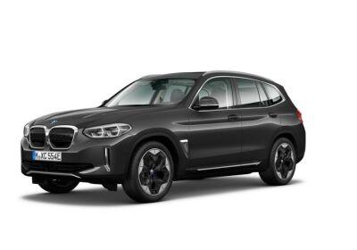 BMW iX3 Impressive Sophisto Grey Da immatricolare