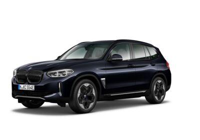 BMW iX3 Impressive Carbonschwarz Da immatricolare