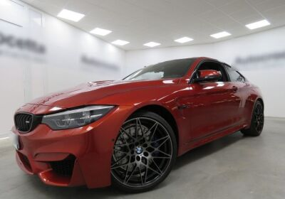 BMW M4 Coupé Competition Sakhir Orange Usato Garantito