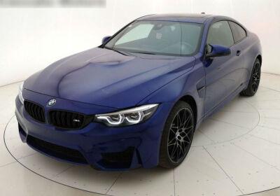 BMW M4 Coupé San Marino Blue Km 0