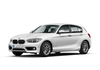 BMW Serie 1 116i Advantage 5p Alpinweiss III  Km 0