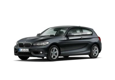 BMW Serie 1 116d 3p. Advantage Auto Mineral Grau Da immatricolare