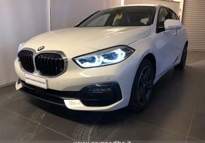 BMW Serie 1 116d 5p. Sport Alpinweiss III  Km 0